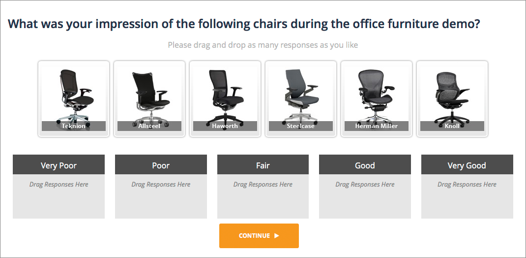 Office Chair AnswerCloud